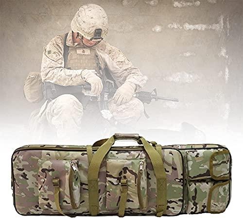 Funda para, Armas Rifle Caza Escopeta táctico para Utilidad Militar Bolsa de...
