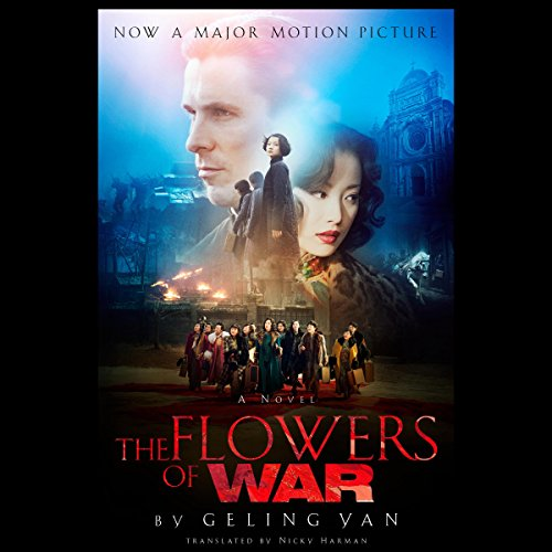 The Flowers of War audiobook cover art