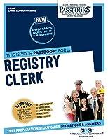 Registry Clerk (Career Examination)