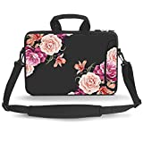 Best 17 Inch Laptop Bags - HAOCOO 17 17.3 inch Laptop Shoulder Bag Water-Resistant Review
