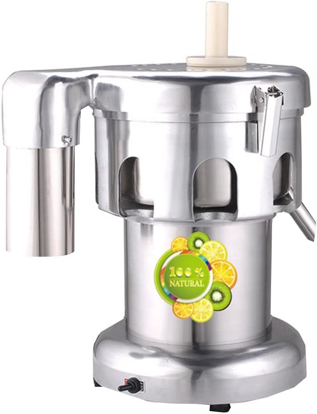 WF-A3000 Automatic Centrifugal Juicer Commercial Juicer Stainless Steel Juice Making Machine Juice Extractor 370W