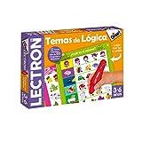 Diset 63882 - Lectron Lapiz Temas De Logica - Juego educativo a partir de 3 años