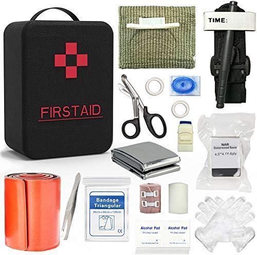 SHBC Emergency Survival Trauma Kit with CAT Tourniquet Israeli Bandage Tourniquet 36 Inch Splint product image