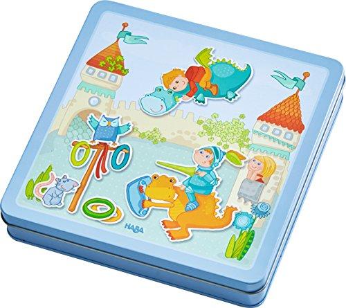 HABA 301949 Boîte de Jeu magnétique pour Enfant