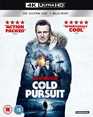 Cold Pursuit [Blu-Ray] [Region B] (IMPORT) (Keine deutsche Version)