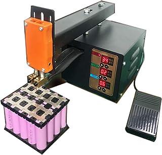 Hanchen Equipo de Soldadura Máquina de Soldar 3kw Soldadora Soldador Eléctrico Spot Welder Battery Pack Pulse