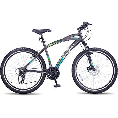 Hero Sprint Icon 26T 21 Speed Junior Cycle (Grey)