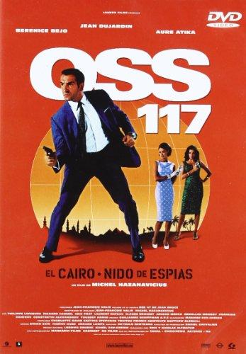 OSS 117. Cairo nido de espías [DVD]