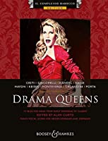 Drama Queens: 13 Selected Arias from Early Baroque to Classic: For Mezzo-Soprano and Soprano: Il Complesso Barocco Edition (Complesso Barocco Editions)