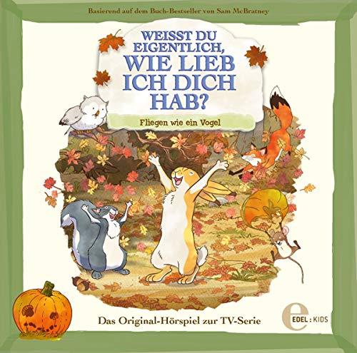Original Hörspiel z.TV-Serie-Fliegen Wie Ein Vogel