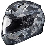 HJC Helmets CL-17 Unisex-Adult Full Face Void Street Motorcycle Helmet...