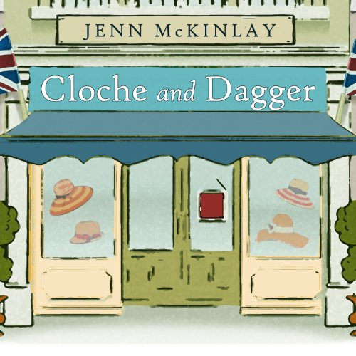 Cloche and Dagger  By  cover art