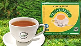 5 X Kenya Tea - Ketepa Pride - 100ct Tea Bags