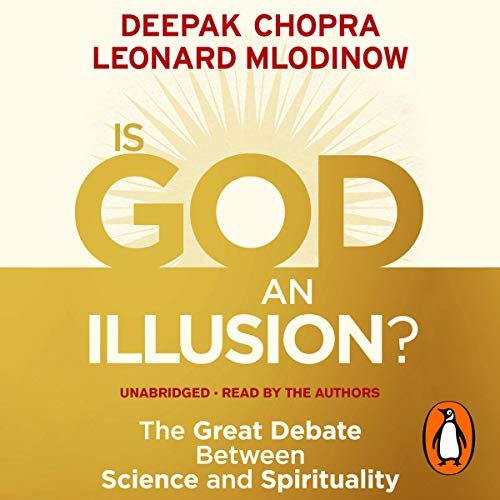 Is God an Illusion? audiobook cover art