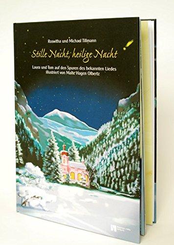 Stille Nacht, heilige Nacht: Das Adventskalender-Buch