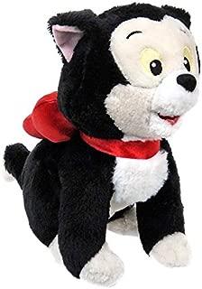 Disney Junior Minnies Pet Cat Figaro 8 Inch Bean Bag Plush
