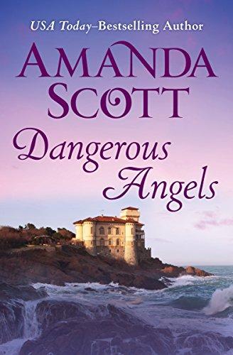 Dangerous Angels by Amanda Scott ebook deal