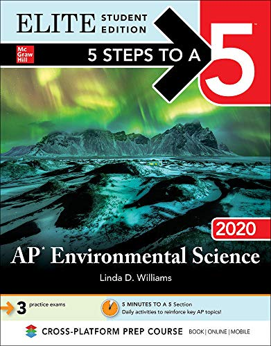5 Steps to a 5: AP Environmental Science 2020 Elite Student Edition