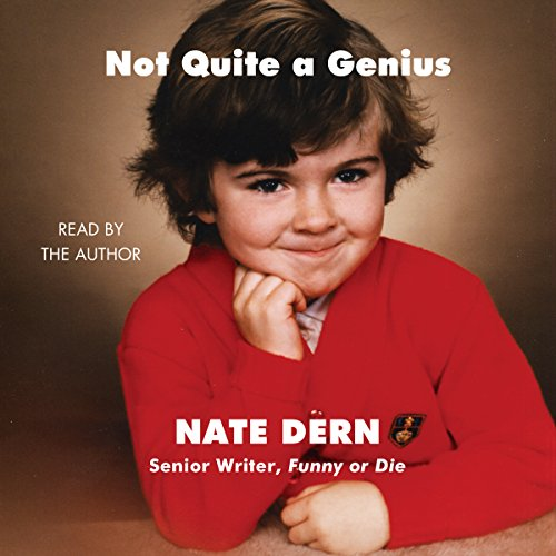 Not Quite a Genius audiobook cover art