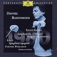 Saint-Saens:Symphonie 3, Lalo:Symphonie Espagnole