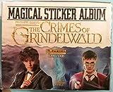 Altro Box da 50 BUSTINE di Figurine Harry Potter The Crimes of GRINDELWALD
