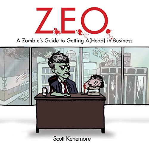 Z.E.O. audiobook cover art