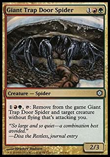 Magic: the Gathering - Giant Trap Door Spider - Coldsnap Theme Deck Reprints