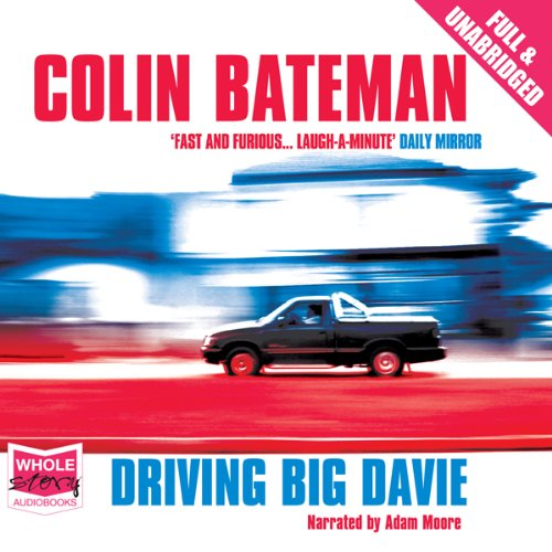 Driving Big Davie audiobook cover art