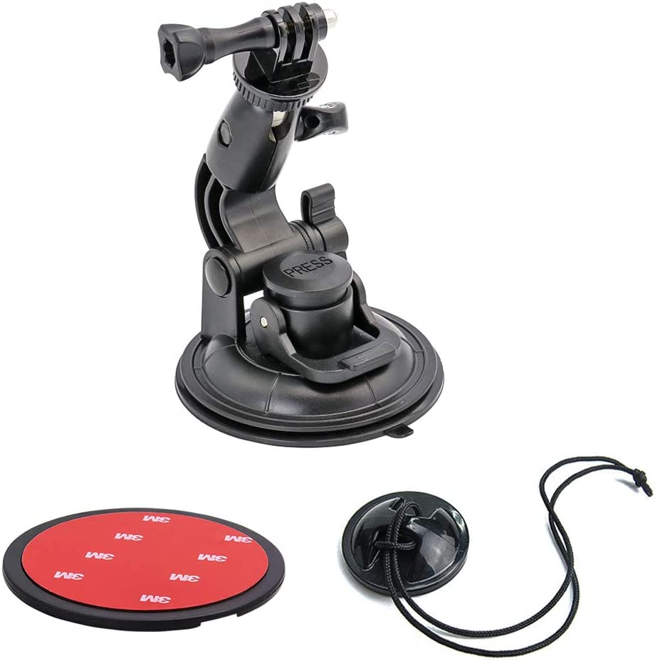 Outstanding DSLR Camera Scution Cup Mount Cheap mail order shopping EXSHOW for Car Windshield