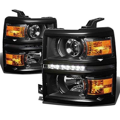 14 chevy silverado headlights - 1
