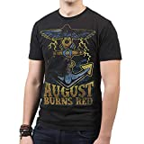 August Burns RED - Dove T-Shirt (X-Large, 100% Cotton)