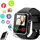 Reloj Inteligente, Smartwatch Bluetooth y Ranura...