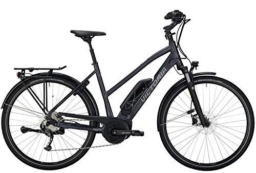 Victoria e-Trekking 6.4 - Bicicleta eléctrica trapezoidal 2020 Pedelec (53 cm)