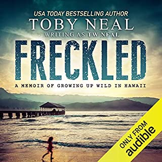 Freckled cover art