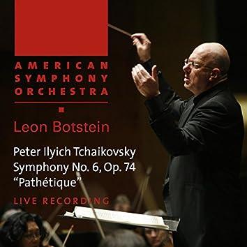 """Tchaikovsky: Symphony No. 6 in B Minor, Op. 74 - """"Pathetique"""""""