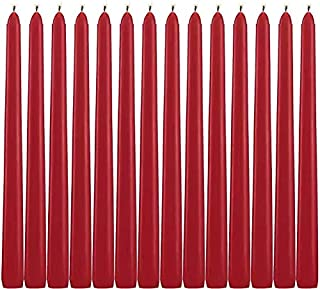 YYHC Dripless Taper Candles 10
