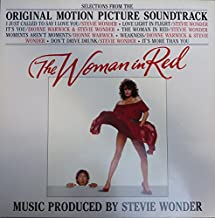 Various - Selections From The Original Motion Picture Soundtrack - The Woman In Red - Motown - 41950-7, Bertelsmann Club - 41950-7