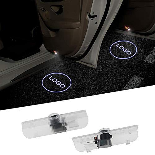 Car Door Light Welcome Projector Logo Ghost Shadow Light For Infiniti QX56 2004-2010 JX35 2013-2014 QX60 2014 (2 Pack)