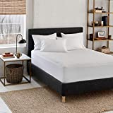 Eddie Bauer | Signature Fleece Quilted Plaid Electric Heated Mattress Pad with Safe & Warm Low-Voltage Technology, King,