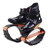 YB-DD - Scarpe da ginnastica per ragazzi e ragazze, per salti (50 ~ 110 kg), scarpe da rimbalzo, dimagranti modellanti per il corpo, accessorio sportivo e fitness, L (36 ~ 38)