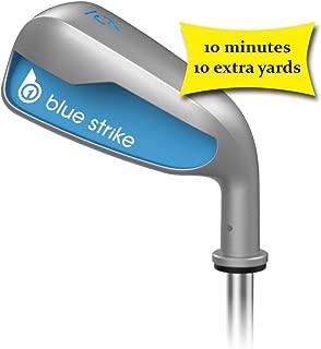 B1 Blue Strike – Golf Swing Trainer - Impact Position Trainer – Practice Training Aid for Men & Women