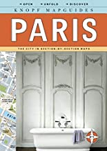 Knopf MapGuide: Paris (Knopf Citymap Guides) by Knopf Guides (2016-03-01)