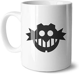 BeercsDD2 Eggman-Egg-Doctor-Rotund-Mad-Scientist-Sunglasses- Coffee Mug White Ceramic Funny Mugs Daily UseCoffee Ravel Cup...