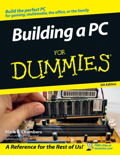 Building a PC For Dummies (English Edition)