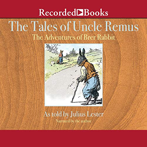 The Tales of Uncle Remus audiobook cover art