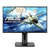 ASUS VG248QZ 24? Gaming Monitor 144Hz Full HD 1080p 1ms DP HDMI DVI Eye Care, Black