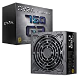 EVGA 220-G3-0750-X1 Super Nova 750 G3, 80 Plus Gold 750W, Fully Modular, Eco Mode with New HDB Fan, 10 Year Warranty, Includes Power ON Self Tester, Compact 150mm Size, Power Supply