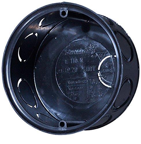 f-tronic Unterputz-Abzweigdose, 35mm tief, D=72mm, E110, Inhalt: 25, Stück