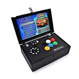 "Per Newly Arcade Games Consoles Pandora's Box 3D 2020 in 1 Arcade Video Game Retro Console 10"" Screen"
