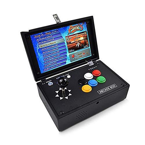 Per Newly Arcade Games Consoles Pandora's Box 3D 2020 in 1 Arcade Video Game Retro Console 10' Screen